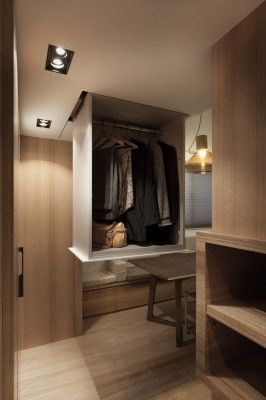 Charmant Space Saving Pull Down Clothes Storage