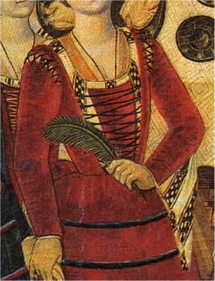 - OPUS INCERTUM - : LA SAYA DE MUJER (III) en el siglo XV e inicios del XVI. Pedro García de Benabarre.