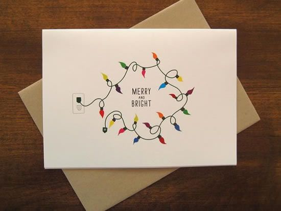 Como fazer Cartão de Natal - 12 ideias | Como faze