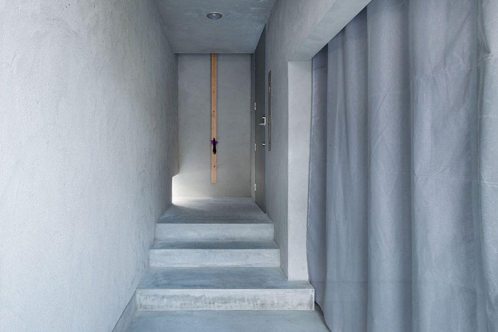 Shiga, Japan Promenad house FORM / Kouichi Kimura Architects