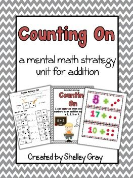 math worksheet : counting on math strategy worksheets  worksheets : Counting On Math Worksheets