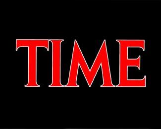 Time Magazine By Gerardhuerta Time Magazine Logo Design Logos