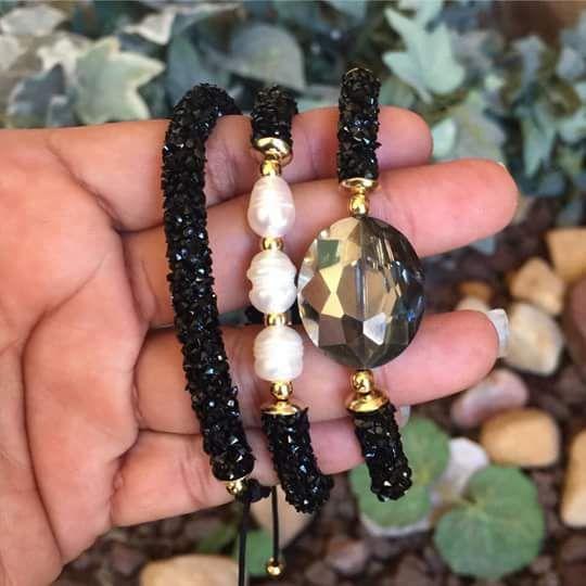 Pin de Letty Ponce en Pulseras | Bisuteria pulseras ...