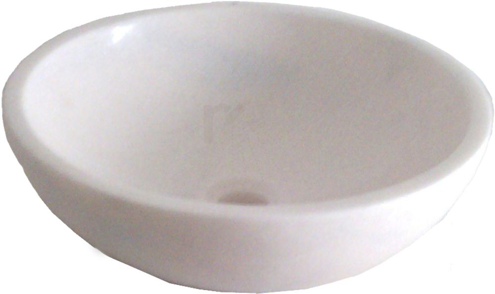 € 199,- Lambini Designs Sani Waskom - - wit marmer - 12cm (H) - 35cm ...
