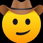 Cowboy Hat Face Cowboy Hats Leather Cowboy Hats Emoji Hat