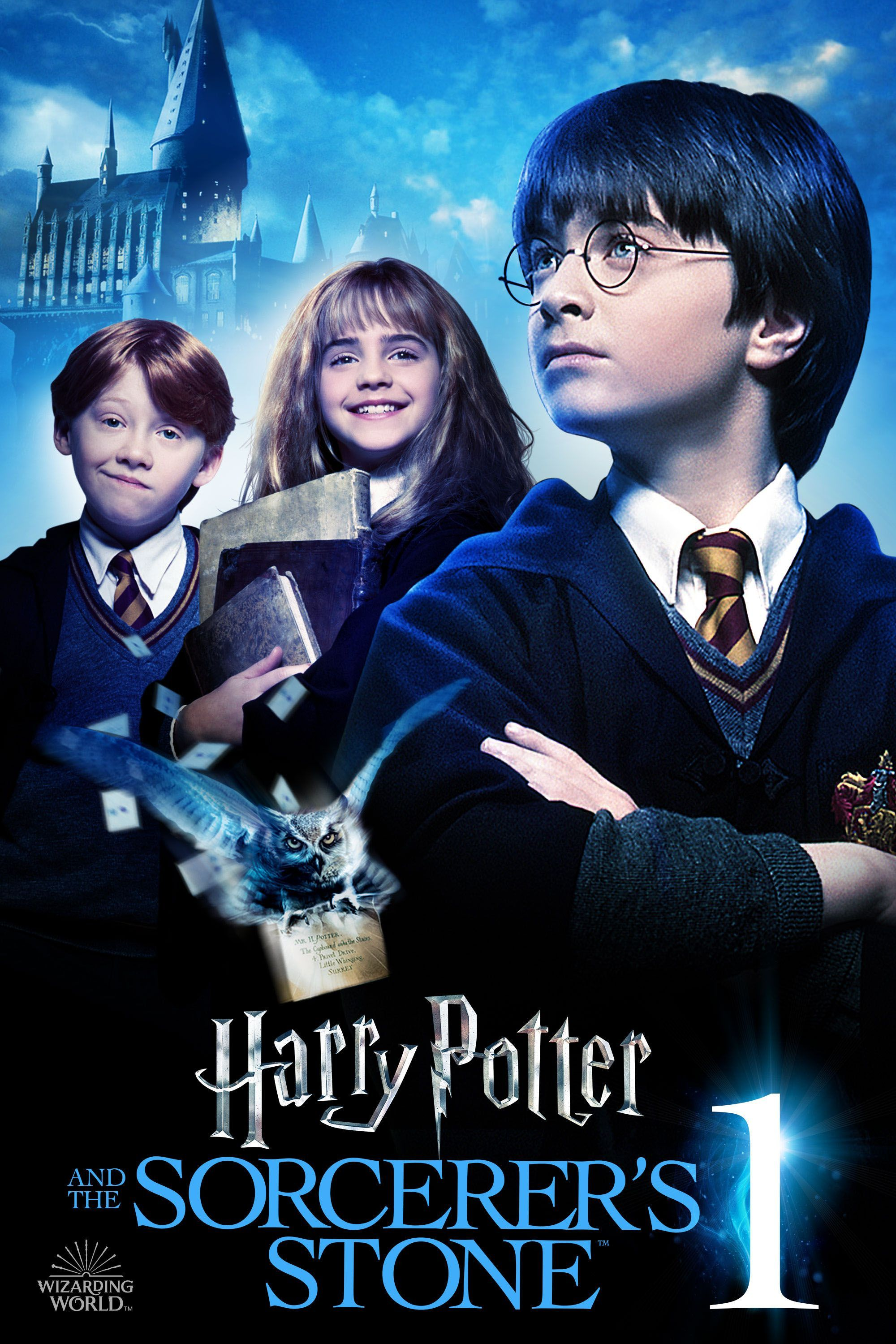 Harry Potter And The Sorcerer S Stone Harry Potter Full Movie Harry Potter Film Harry Potter Movies