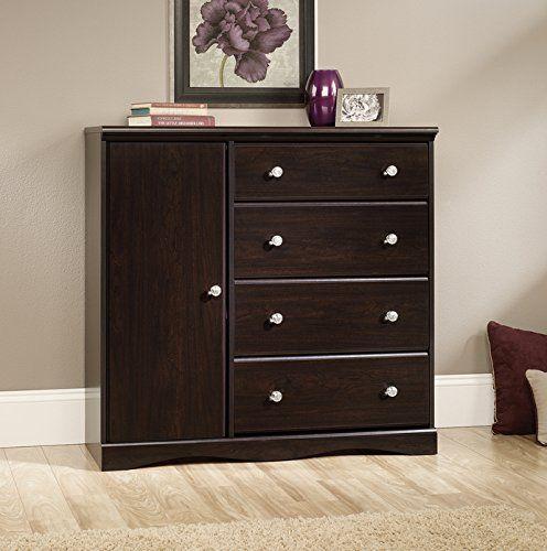 Best Sauder Woodworking 417419 Pogo Bedroom Chifforobe Wardrobe 640 x 480
