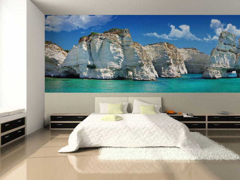Greek Islands Pinterest Greek islands Wall murals and Greek