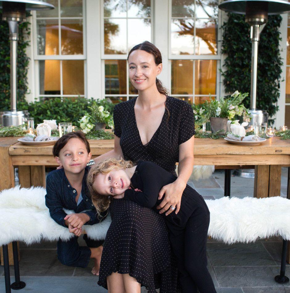 Jenni kayne beautiful mom mom and child nye pinterest mom and