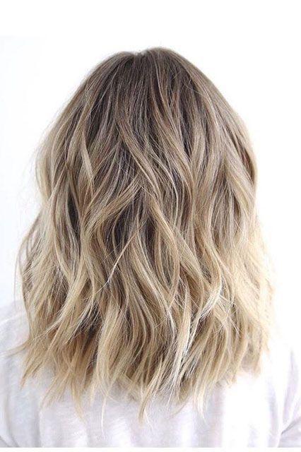 Coupe Carree Balayage Voici Les Grandes Tendances De La Rentree 2016 Meilleure Couleur De Cheveux Coiffure Blonde Couleur Cheveux Tendance