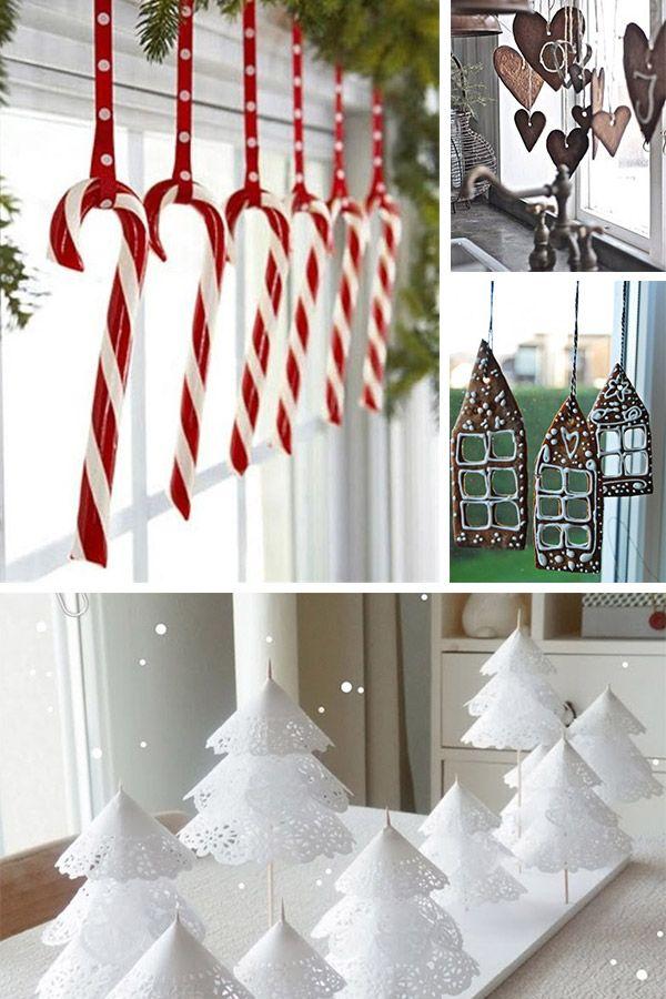 Decoración-Navidad-de-ventanasjpg (600×900) Navidad adornos
