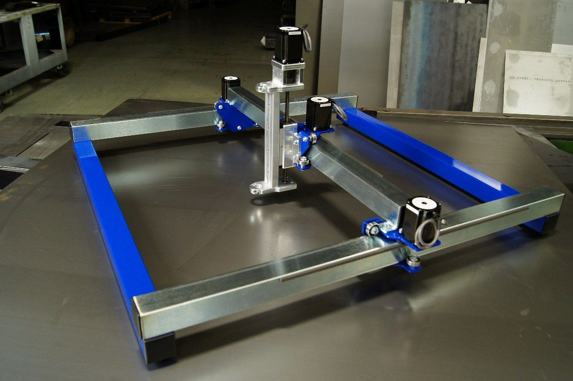 Precision Plasma Llc Ultra Low Cost 2x2 Plasma Table
