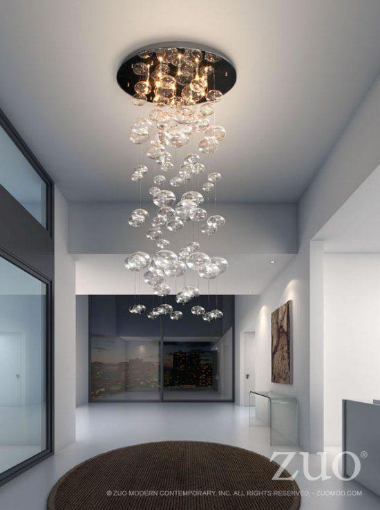 Zuo Modern Lighting Crystal Chandelier