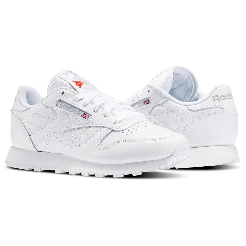 Reebok Classic Leather - White | Reebok