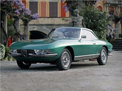 Alfa Romeo 2600 Coupe Speciale (Pininfarina), 1963