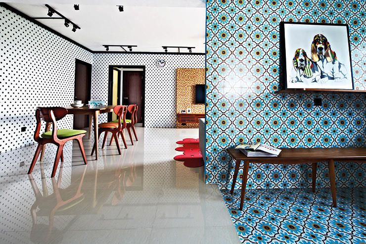 From The Use Of Wallpaper To Built In Designs These Tips Get