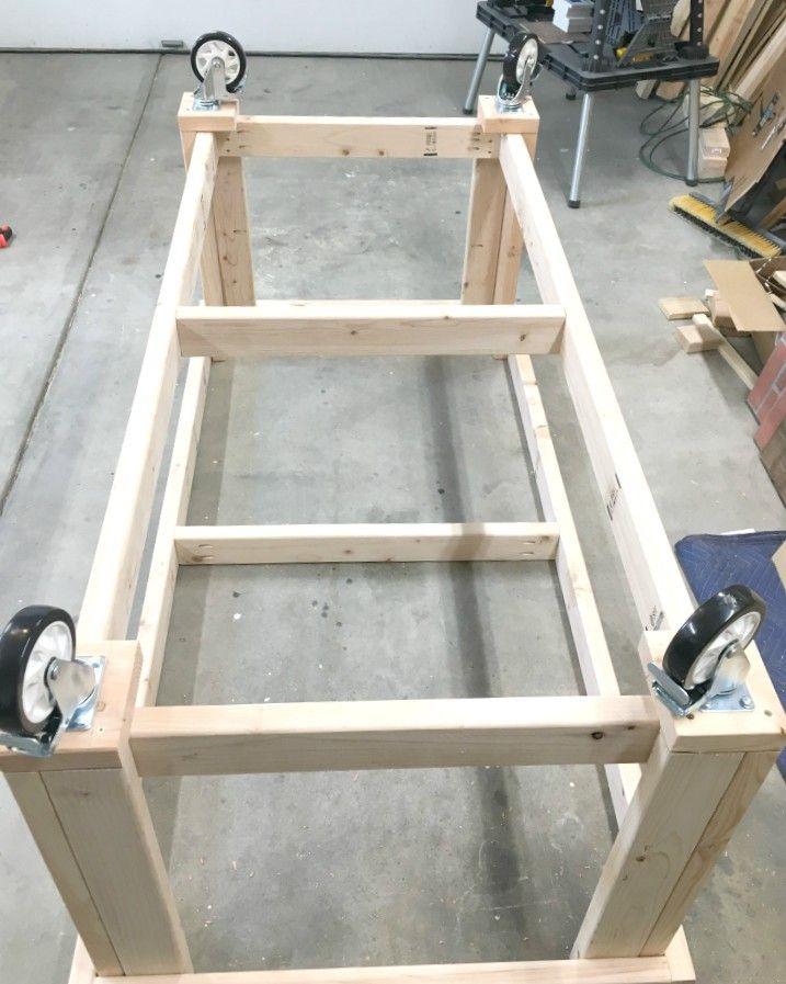 So erstellen Sie die Ultimate DIY Garage Workbench