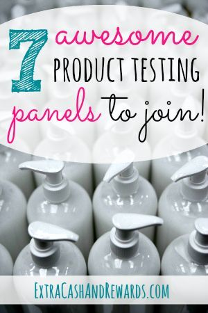 Make money by trying out products