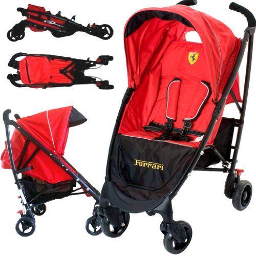 16 Ferrari Ideas Ferrari Baby Strollers Stroller