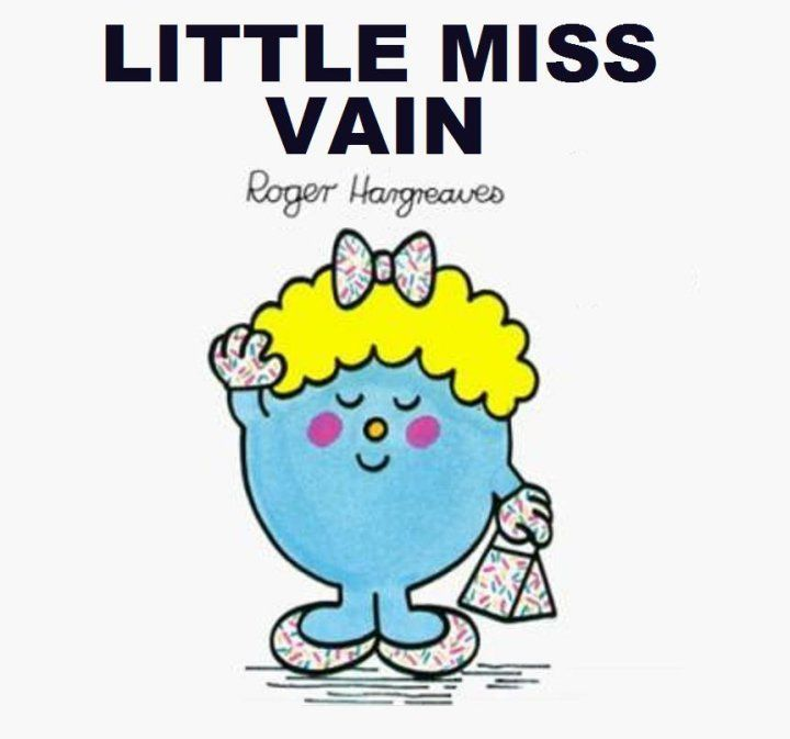 Little Miss Vain | Traditional Publishers, Subsidy Publishers, Vanity  Publishers, Hybrid Publishers,