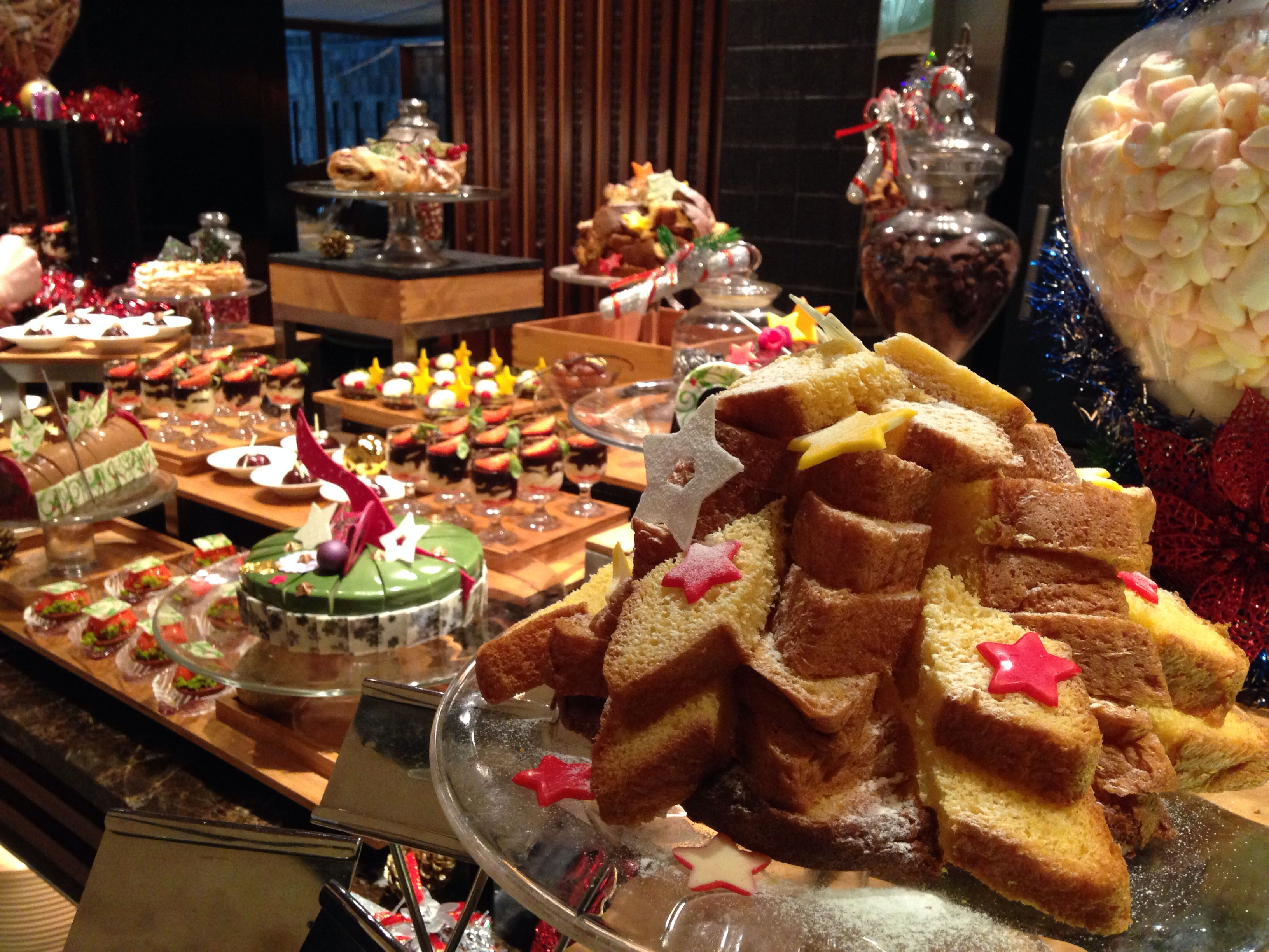 Christmas Lunch Buffet At Basilico Regent Singapore Christmas Lunch Food Lunch