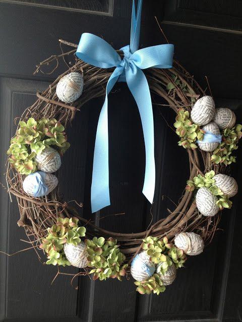 Cela nous indique que nous sommes  aux portes du weekend de Pâques... On va vous faire decouvrir ou redecouvrir 10 DIY faciles à réaliser pour dimanche prochain. http://mycdeco.blogspot.fr/ http://www.cdecoandco.com/