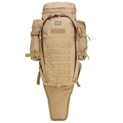 f3c3864a0e 60L MOLLE TACTICAL OUTDOOR ASSAULT MILITARY RUCKSACKS BACKPACK CAMPING HIKING  TRAVELING FISHING BAG