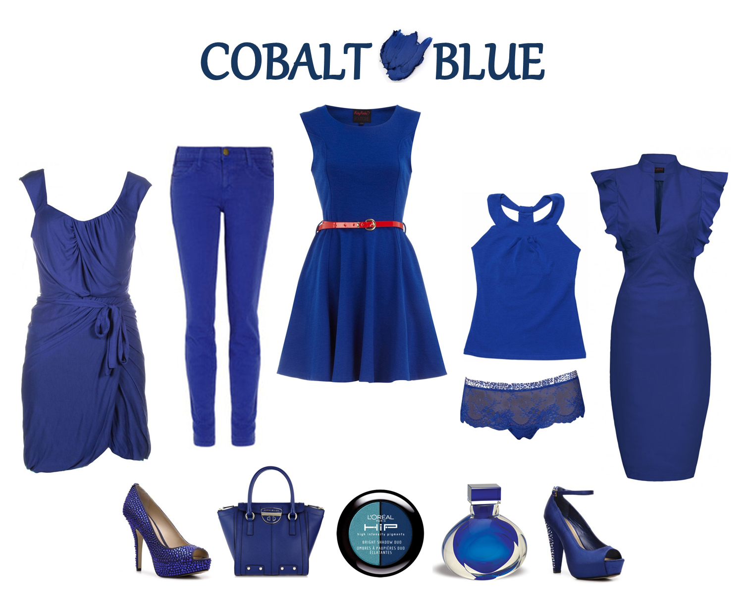 Cobalt Blue An Amazing Color For Those Who Are Darkdeep Winter