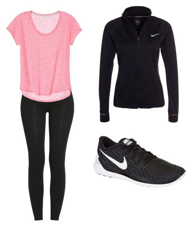 """Untitled #48"" by rachie20 ❤ liked on Polyvore featuring NIKE and Calvin Klein"