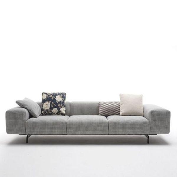 Kartell Largo Sofa 7160 Tn Welivv Com Modern Sofa Couch
