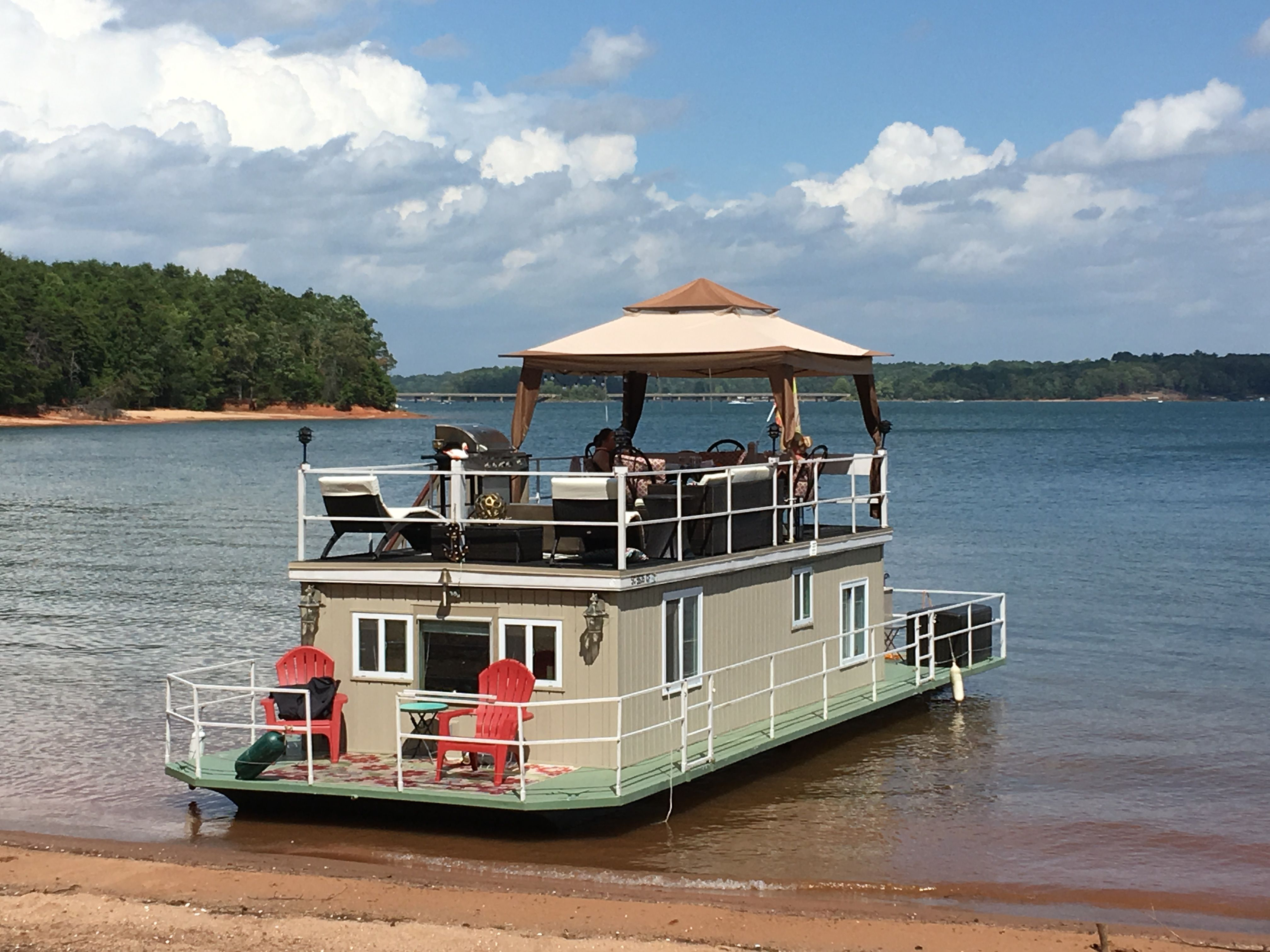Used 1960 Westmoreland Houseboat Anderson Sc 29625 Boattrader