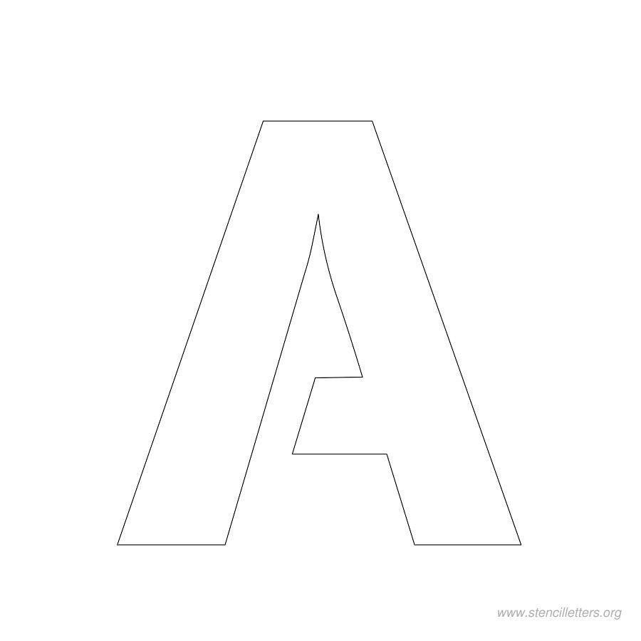 2 Inch Stencil Letters Stencil Letters Org Letter Stencils Stencils Printables Letter Stencils Printables