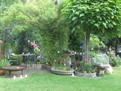 sitzplatz im garten - google-suche | garten | pinterest, Garten und bauen
