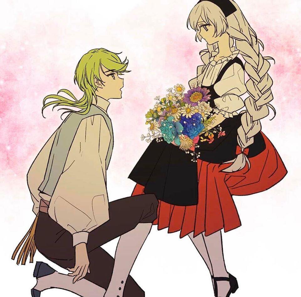 Ghim của Hime7255♤ trên The abandoned empress webtoon ^3