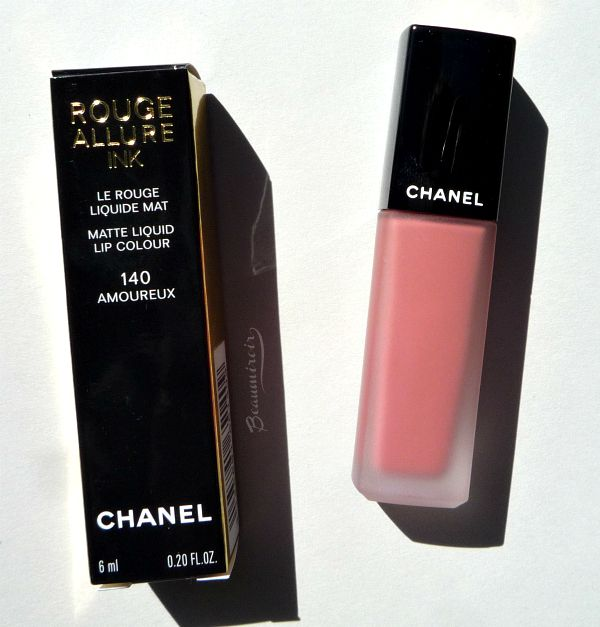 #FrenchFriday: Chanel Rouge Allure Ink Matte Liquid Lip Color – 1st Impressions