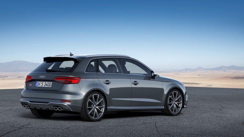 Video Audi S3 Sportback Reviewed By Carwow Audi A3 Sportback