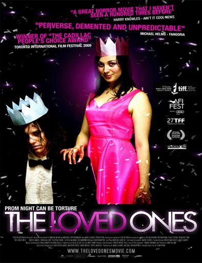 Poster de The Loved Ones (Cita de sangre)