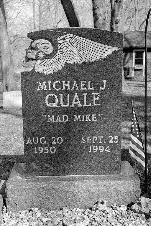 "Michael J ""Mad Mike"" Quale (1950 - 1994) - Find A Grave Photos"