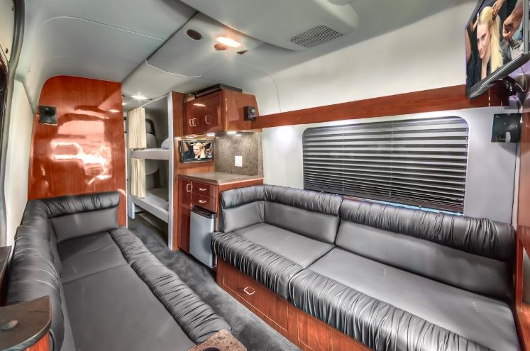 Sprinter Van Interiors Conversion Interior Sprinter Van With