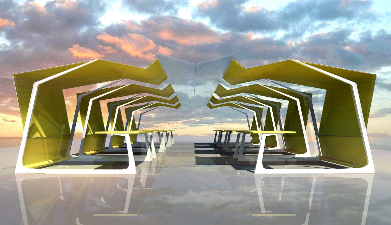 4 Designs That Reimagine The Farmers Market Market Design Kiosk