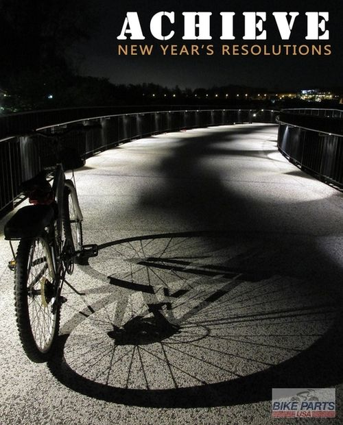 My One And Only New Year S Resolution With Images Bicycle