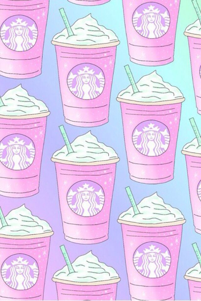 Starbucks Yumm Starbucks Wallpaper Cute Wallpapers Emoji Wallpaper Iphone
