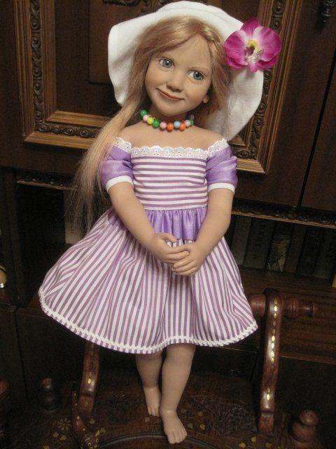 Maike / Zwergnase, 2012 год! / Коллекционные куклы