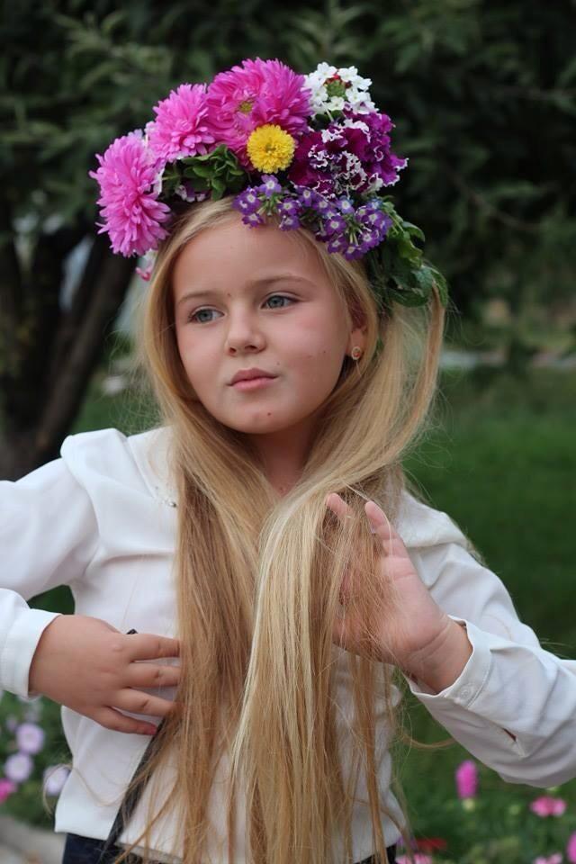 Little Albanian girl ''The children of Albania ...