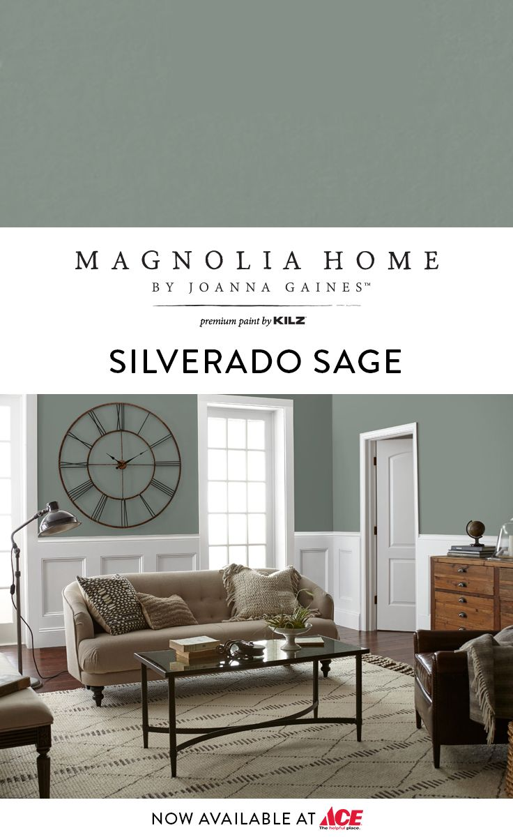 Get inspired by our collection of Magnolia Home Paint from
