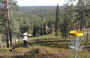 Helsinki Frisbeegolf