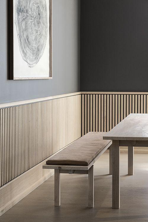gem tliche sitzecke esszimmer in 2019 holzvert felung. Black Bedroom Furniture Sets. Home Design Ideas