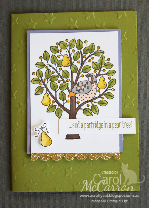 Best Partridge And Pears With The Tree With The Tree Mounted On 640 x 480