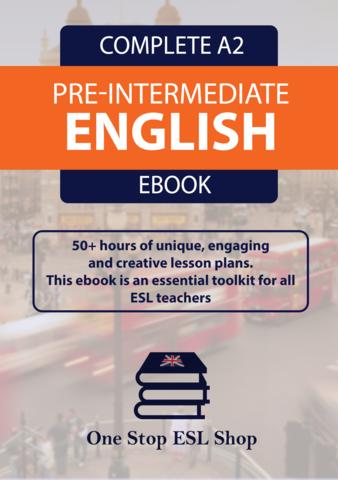 A2 esl complete pre intermediate ebook lesson plans english with a2 esl complete pre intermediate ebook lesson plans fandeluxe Images