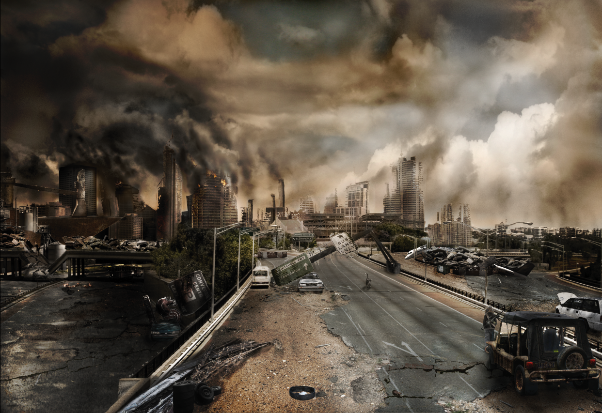 Post-apocalyptic Concept Art Post Apocalyptic Perth